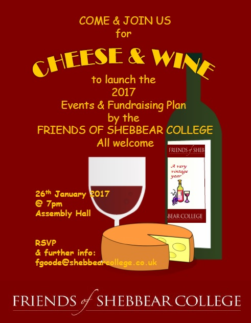 Cheese & Wine Evening